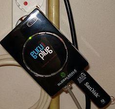 GuruPlug server