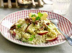 Risotto met appel en gorgonzola (Libelle Lekker!)