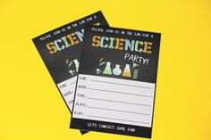 Science Party Printables . Birthday Party . PBS Parents | PBS