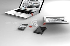 QU4TTUOR - Netgem - www.designindustriel.com