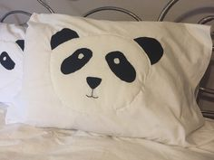 A personal favorite from my Etsy shop https://www.etsy.com/listing/246303040/panda-pillowcase