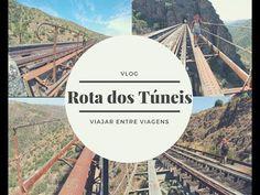 ROTA DOS TÚNEIS (La Fregeneda a Barca d'Alva)   Portugal e Espanha