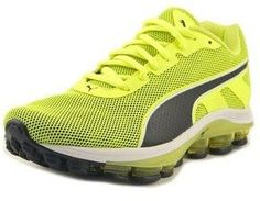 Puma Voltage Men Us 10.5 Yellow Running Shoe.