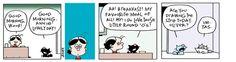 Ten Cats Comic Strip, June 22, 2015 on GoComics.com