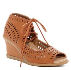 Serene Island Oalgha Womens Fashion Lace-Up Wedge Sandals ** Hurry! Check out this great product : Lace up sandals Lace Up Wedge Sandals, Lace Up Wedges, Peep Toe, Footwear, Pairs, Stylish, Lady, Heels, Womens Fashion