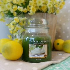 My favourite ♡ vanilla-lime sale on www.pacoarte.it yankee-candle