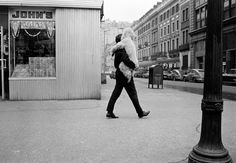 "thephotoregistry:  ""New York City, 1965  Joel Meyerowitz  """