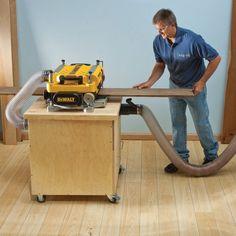 Free Dust Separator Cabinet Plan