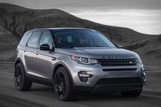 The 2015 Land Rover Discovery Sport is neither as big nor as buff as it's big brother, but it's definitely got a slick style and pedigree that puts it a step above some of its competition.
