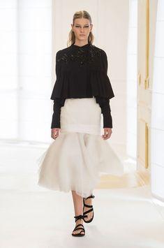 Christian Dior at Couture Fall 2016 - Runway Photos