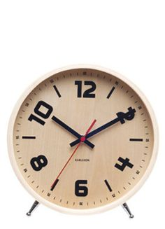 Stockholm Table Clock