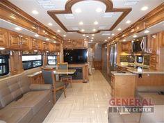New 2017 American Coach American Revolution 42S Motor Home Class A - Diesel at General RV   Orange Park, FL   #145336