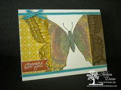 Swallowtail by Melissa Davies @ rubberfunatics
