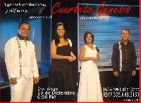 CUARTETO G�NESIS EN ALFARO'S