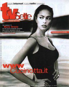 Tv Sette N° 35 Maria Grazia Cucinotta