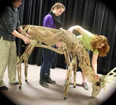 """Theater: """"The King Stag"""" (A New Production with Puppets from the Creators of """"War Horse"""")"""