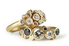 Megan Thorne Fine Jewels Dewdrop Rings