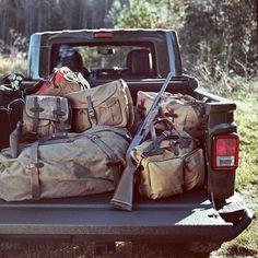 Hunting/camping trip!