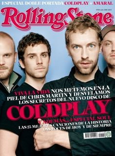 Coldplay - Rolling Stone España