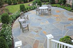 Gallery of Patios, Stonework & Masonry