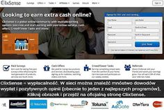 ClixSense = wypłacalność. W sieci można znaleźć mnóstwo dowodów wypłat i pozytywnych opinii. Kliknij obrazek i przejdź na oficjalną stronę ClixSense.