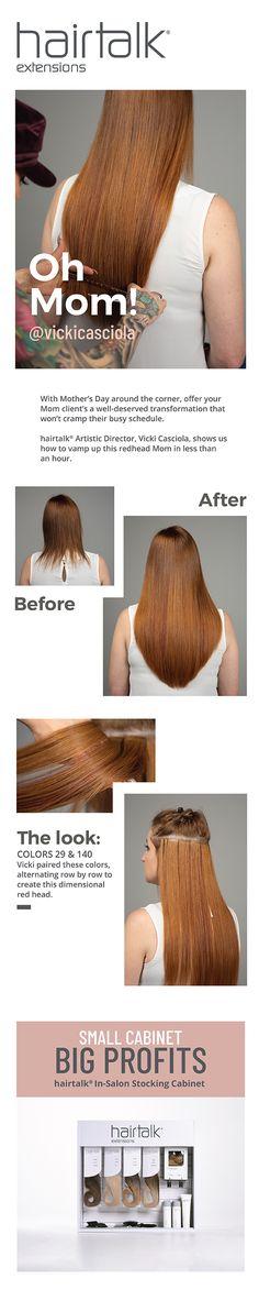 Hair talk extensions orlando