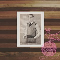 Oh hello there smarty pants.  ONLY 99 CENTS! #YALEKNITTINGPATTERN0772 #KINDLE #AMAZON #PRINCESSOFPATTERNS #KNITTINGPATTERN  #VINTAGE #RETRO #DIY #YARN #WOOL #KNITTING #MEN #PULLOVER #SWEATERS #VEST #MAN #SWEATER #TOP #CLOTHING #TOPS #VESTS #PULLOVERS