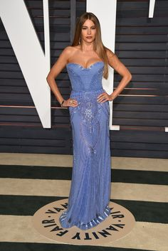 Sofia Vergara is definitely a confident woman, proudly displaying her curvy body in seductive getups. From her supersexy and wedding-worthy Marchesa gown at the 2015 Met Gala to the mermaid-inspired sequined Zuhair Murad dress she wore to the 2012 Emmy Awards, see how Sofia has been blessing us with her stunning body for years.