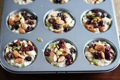 Recipe: Frozen Single-Serve Oatmeal with Almonds & Dried Cherries — Recipes from The Kitchn