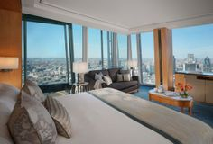 Shangri-La inaugura hotel de vidro em Londres