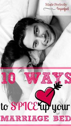 Every marriage hits an intimacy slump. Get back on track and spice things up with these 10 ways to put passion back at the forefront of your marriage.