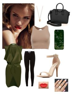 """""""Untitled #221"""" by farah-future-malik on Polyvore featuring Charlotte Russe, Givenchy, Casetify and Pamela Love"""