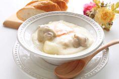 水なしで簡単なのにトロッと甘い!白菜シチューのレシピ