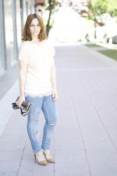 Encaje jeans   La Chimenea de las Hadas   Buscando el lado bonito de las cosas   Blog de Moda y Lifestyle 