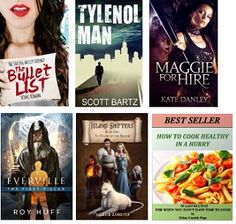 FEB 12th - Today's books are all updated - there are 52 free books to grab in this list! Full List: 28 new books. Romance: 4 new books. Children/Teens: 7 new books. Cookbooks: 4 new books. Plus all the free books on these lists that are still available - total 52 free books! You can read these free books on your iPhone, Android, Blackberry, PC, Mac, iPad or iPod Touch, or Android tablet - just grab a free Kindle Reading app. Or on your Kindle, Kindle PaperWhite, or Kindle Fire.