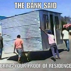 Best Funny Quotes : But I dont understand? Cant you see this is my home? Funny Picture Quotes, Funny Quotes, Mzansi Memes, African Jokes, Funny Images, Funny Pictures, Funny Pics, All About Africa, Humor