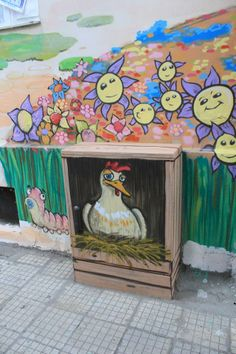 Graffiti project by Pyrotechnix Crew