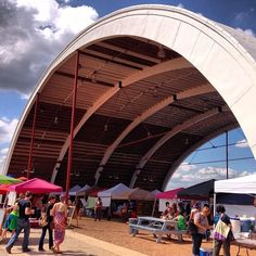 Mueller Farmers Market in Austin, TX, USA popular with hipsters, Students, Wine Lovers