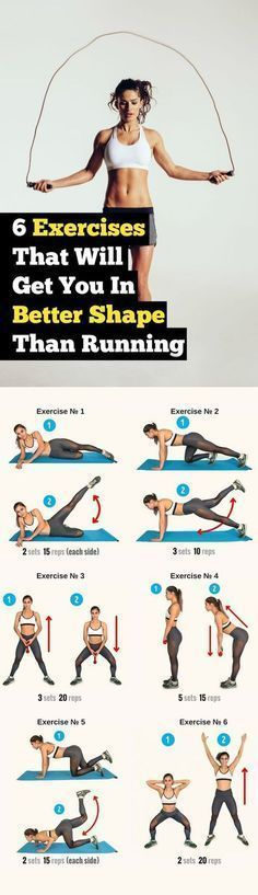 These 6 Exercises Are More Effective In Shaping Your Body Than Running diet workout metabolism are diets healthy for weight loss, diet how weight loss, Diets Weight Loss, eating is weight loss, Health Fitness Fitness Workouts, Fitness Motivation, Sport Fitness, Body Fitness, At Home Workouts, Health Fitness, Exercise Motivation, Body Workouts, Fitness Foods