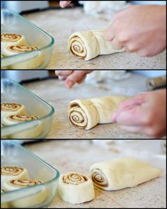 the best homemade cinnamon rolls you'll ever make - you will LOVE this recipe