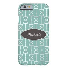 Personalized D Ring Horse Bit iPhone 6 Case