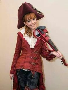 Lindsey Stirling master of tides