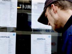 Arbejdsløse får ikke job på jobcentrene