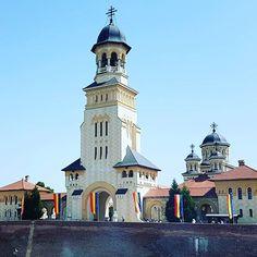 #Coronation #Cathedral. #AlbaIulia #Transilvania #Transylvania #Siebenbürgen #Romania #Romania100 #RO100