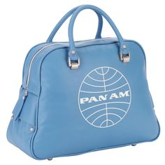 Layover Bag Blue by Pan Am
