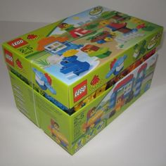 Lego Duplo Build & Play box set 4629 with 150 pieces!