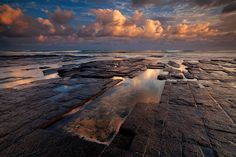 Seascape sunset image in the Dwesa Nature Reserve on South Africas Wild Coast by Hougaard Malan Beautiful Landscape Photography, Landscape Photos, Beautiful Landscapes, Africa Nature, Places Around The World, Around The Worlds, Sunset Images, Country Landscaping, Out Of Africa