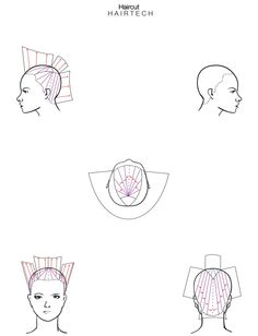 Haircut #headsheet