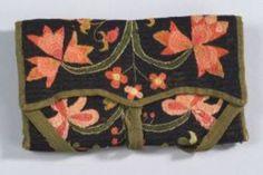 Needlework Pocketbook   Sale Number 2242, Lot Number 20   Skinner Auctioneers
