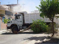 AREQUIPA. Otra vez alcalde Elvis Delgado y sus ataques a la naturaleza en Yanahuara http://hbanoticias.com/11243